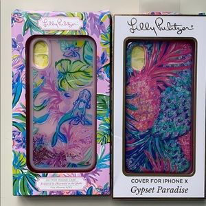 Lilly Pulitzer iPhone X/XS Cases